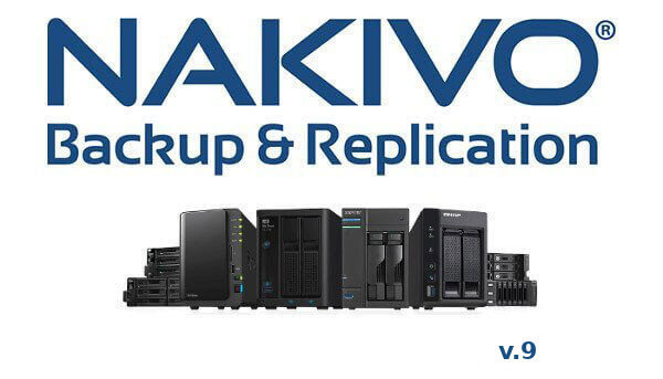 Nakivo Backup & Replication 9